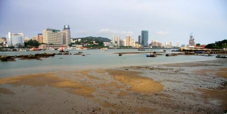 panama city beach: La Citt� di mare di cinese di Xiamen