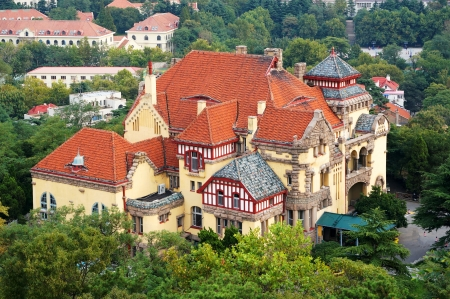 Overlook Villa,at chinese qingdao photo