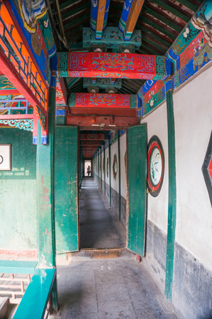 the summer palace building,chinese garden Stock Photo - 29280709