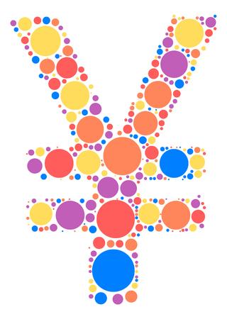 yuan: yuan shape design by color point