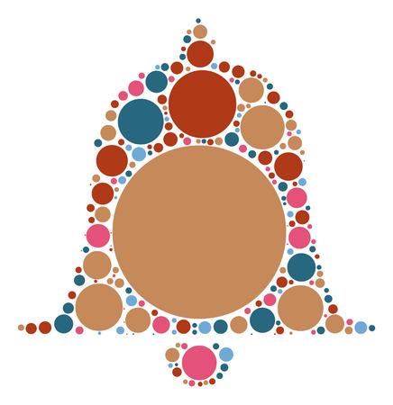 alarm shape design by color point
