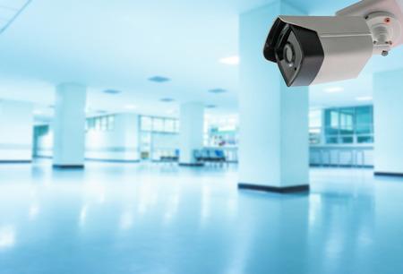 CCTV camera in hospital