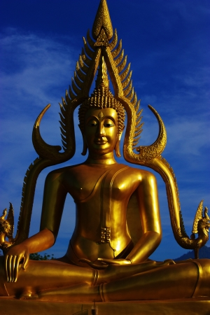 image of buddha in thailand photo