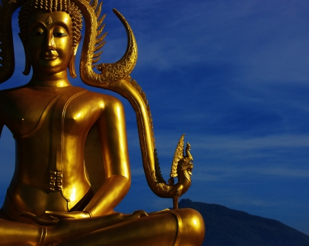 image of buddha in thailand Stock Photo - 17438341