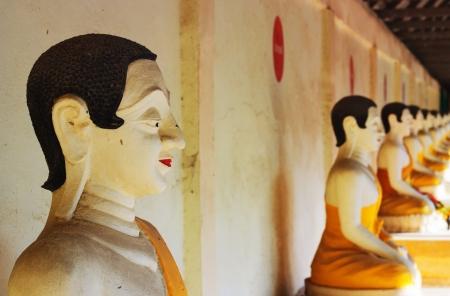 thailand buddhist tample Stock Photo - 17475311