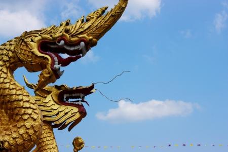 naga china: dragon and king of nagas
