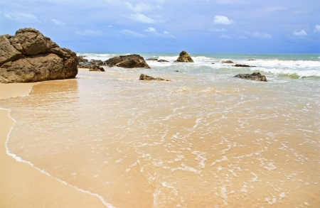 beach,hin ngam nakhon si thammarat,thailand photo