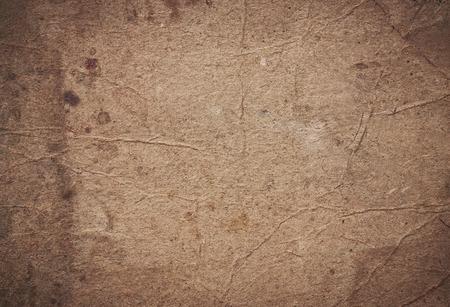 배경에 대 한 오래 된 종이 어두운 테두리