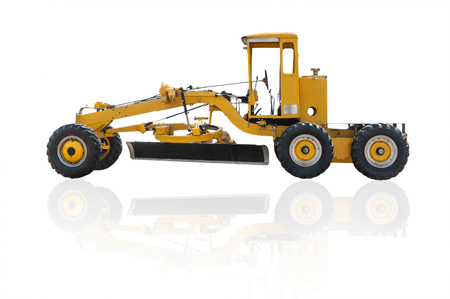 Generic Construction Road Grader Machinery Equipment