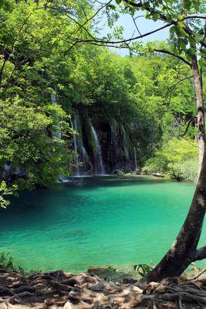 marginal: Lake of Plitvice magical ride, Croatia