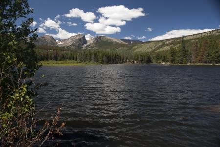 Sprague Lake Stock fotó