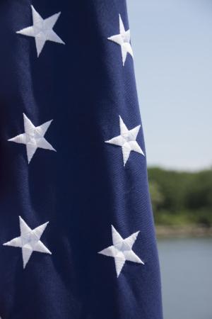 American Flag Stock fotó