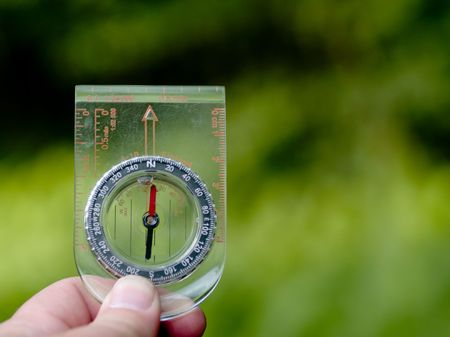 Alla ricerca di nord con Compass
