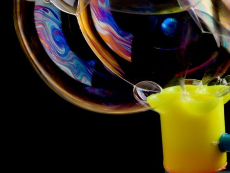 Soap Bubbles Stock Photo - 5748638