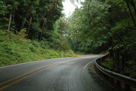 Windy Road Imagens