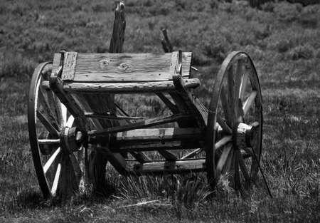 bodie: Bodie Broken Cart 1