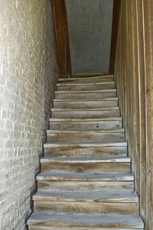 아무데도 계단