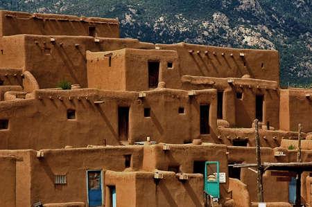 pueblo: Taos Pueblo