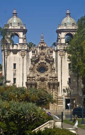 balboa: Casa Del Prado at Balboa Park in San Diego