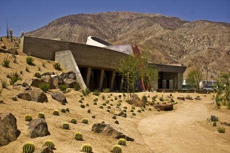 resortes: Centro de Visitantes de Palm Desert