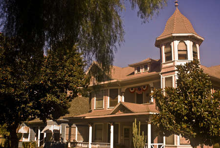 Victorian House In Redlands