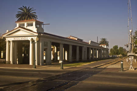 Redlands Railroad Station