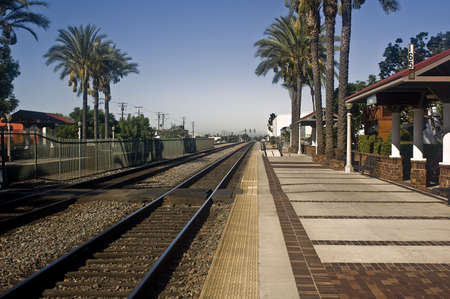 Train Tracks Stock Photo - 3678395