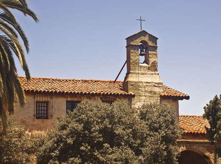 Mission San JuanCapistrano - side view photo