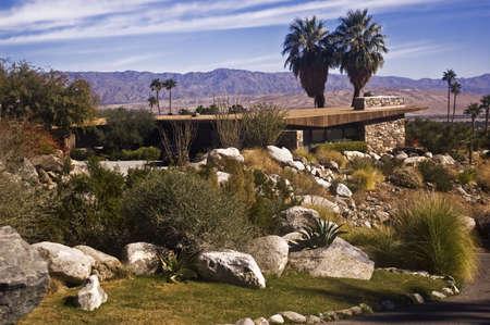 resortes: Desierto de cercan�as casa en Palm Springs
