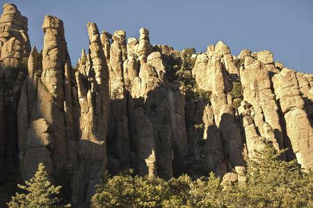 Chiricahua Rock Formations