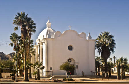 conception: Immaculate Conception Church - Ajo, Arizona