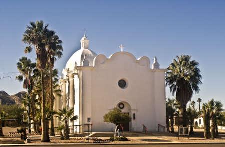 Immaculate Conception Church - Ajo, Arizona