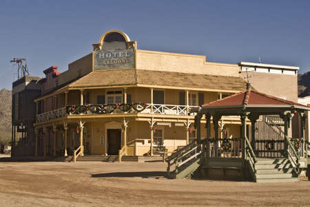 saloon: Old West Hotel and Saloon