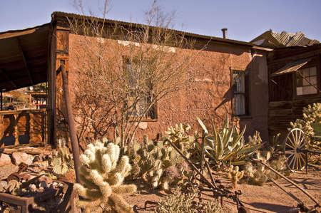 Calico Desert Cactus Garden and Store