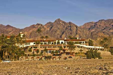 Furnace Creek Inn at Death Valley National Park