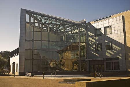 Stanford Universitys Electrical Engineering Building