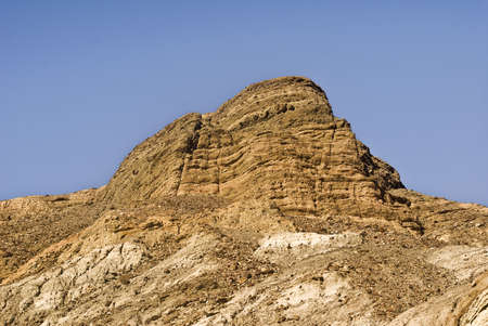 Desert Peak at Death Valley National Park Stock Photo