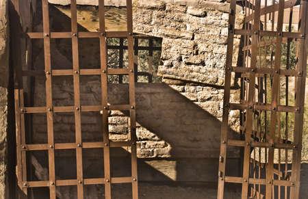 prison: Old Western Jail