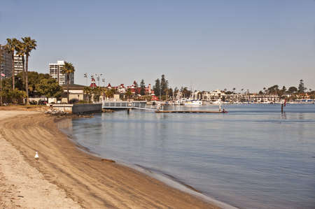 Coronado Shoreline Stock Photo - 4778723
