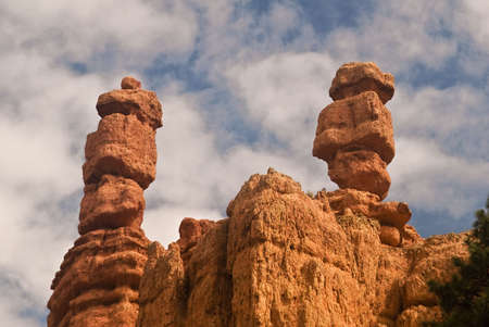 Hoodoos in Dixie National Forest