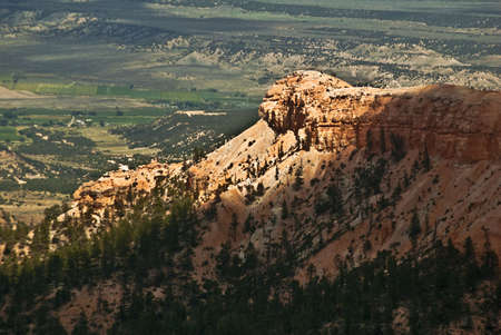 Ridge at Bryce Canyon National Park