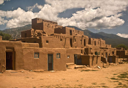 Taos Pueblo - North Section