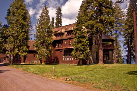 Ehrman Mansion in California State Park Stock Photo - 7757504