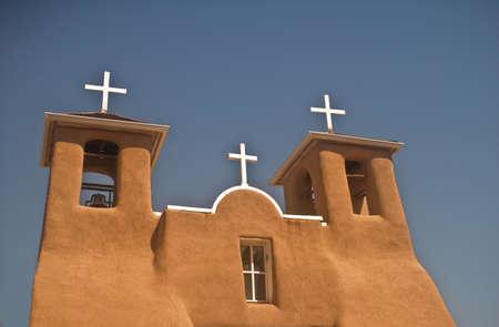 adobe: San Francisco de Assisi Church Stock Photo