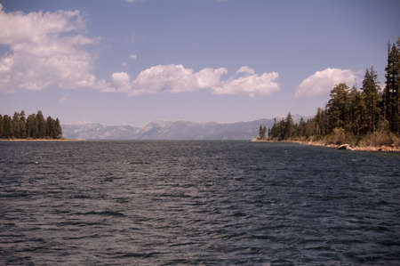 Lake Tahoe View Stock Photo - 8037884