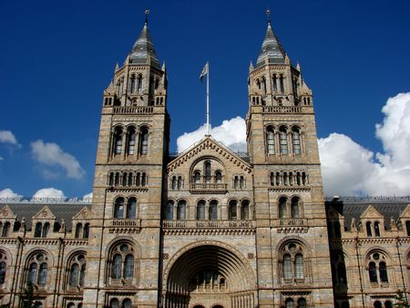 Natural History Museum in London Stock Photo - 537238