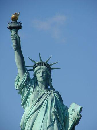 Statue of Liberty Standard-Bild