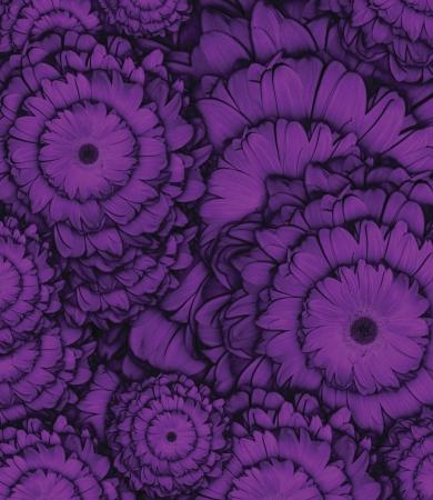 「として」に使用される花の背景として合成写真。 写真素材