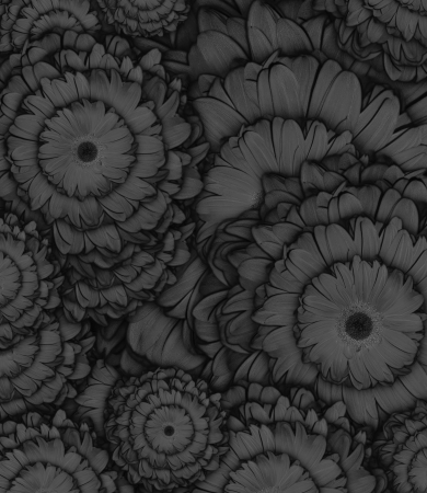 Composite photo of flowers to be used as is or as a background.