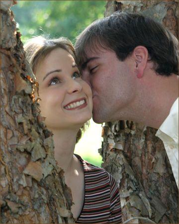 Couple in love Stock Photo - 5580860